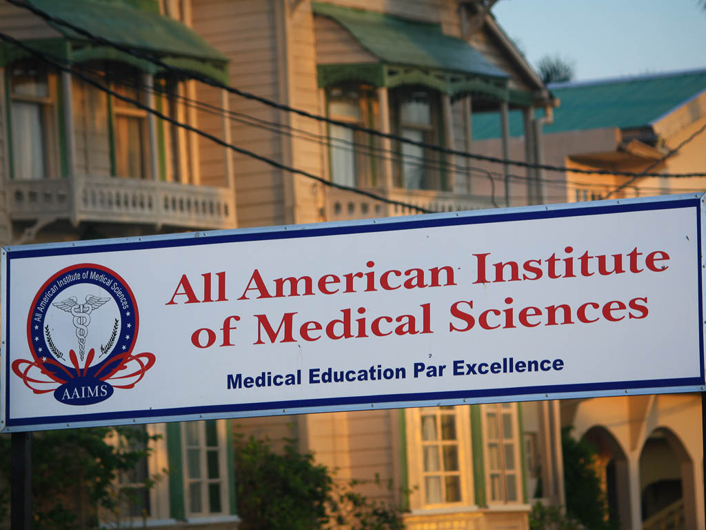 AAIMS (All American Institue of Medical Sciences)